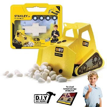 Bulldozer Small Building Kit