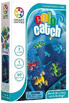 Color Catch Game