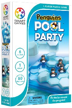 Penguins Pool Party