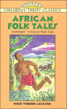 African Folk Tales Children's Thrift