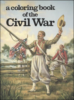 Coloring Book of the Civil War
