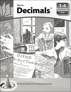 Key to Decimals Reproducible Tests for Books 1-4