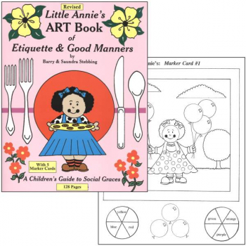 Little Annie's Art Book of Etiquette & Good Manners
