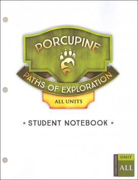 Paths of Exploration 4th Grade Student Notebook Pages 3rd Edition