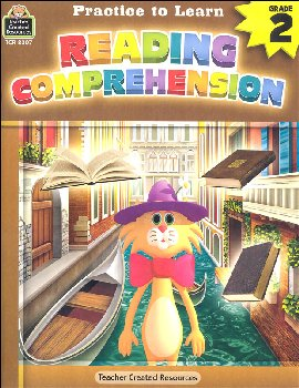 Reading Comprehension Grade 2 (Practice to Learn)