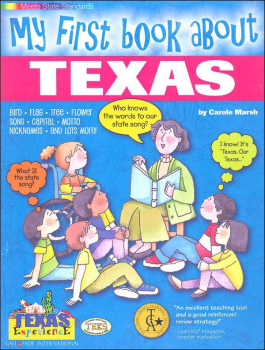 My First Book About Texas