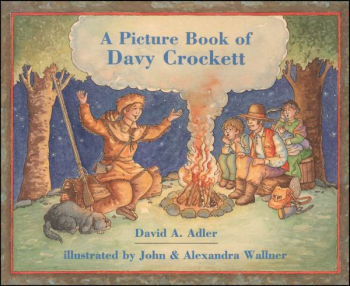 Picture Book of Davy Crockett