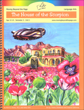 House of the Scorpion Literature Unit