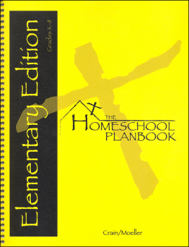 Homeschool Planbook - Elementary Edition