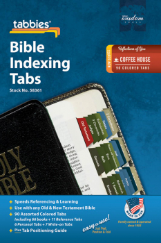 Reflections of You Tabs - Coffee House (Old & New Testament)