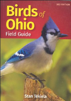 Birds of Ohio Field Guide 3rd Edition