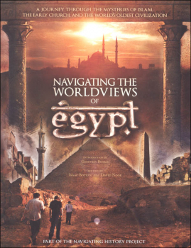 Navigating History Egypt Book