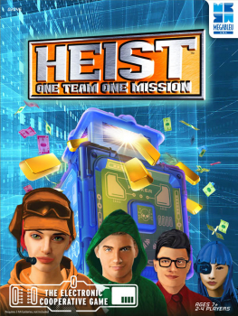 Heist! One Team - One Mission Game
