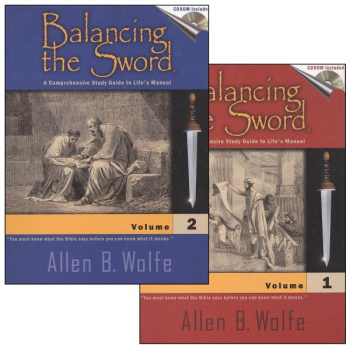 Balancing the Sword w/ on-line software