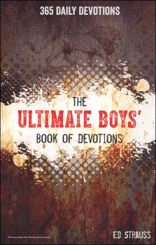 Ultimate Boys' Book of Devotions