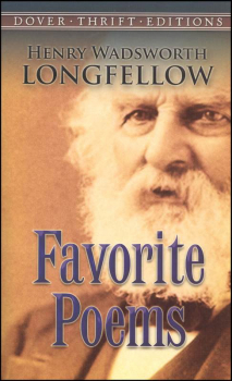 Favorite Poems by Longfellow Thrift Ed