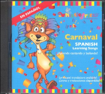 Carnaval: Spanish Learning Songs