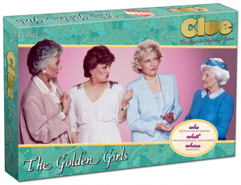 Clue: Golden Girls Edition