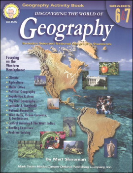 Discovering World of Geography Gr 6-7 (Western Hemisphere)
