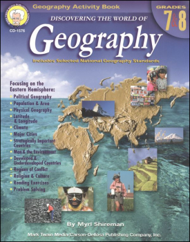 Discovering World of Geography Gr 7-8 (Eastern Hemisphere)
