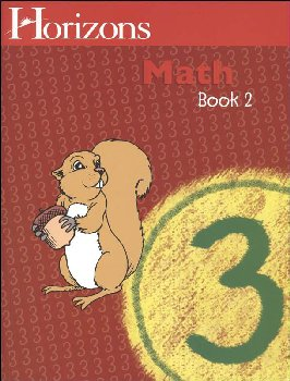 Horizons Math 3 Workbook Two