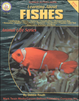 Learning About Fishes (Animal Life Series)