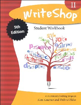 WriteShop: Incremental Writing Program Workbook 2 (5th Edition)