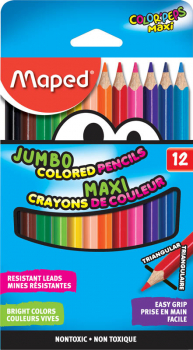 Color Peps My First Jumbo Colored Pencils pack of 12