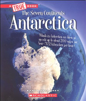 Antarctica (True Books - Continents)