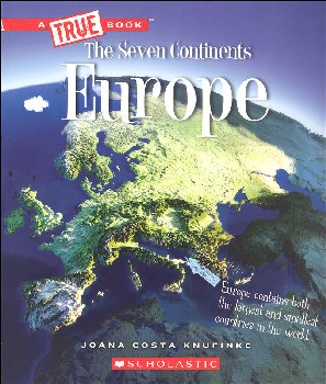 Europe (True Books - Continents)