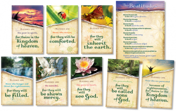Beatitudes Bulletin Board Set