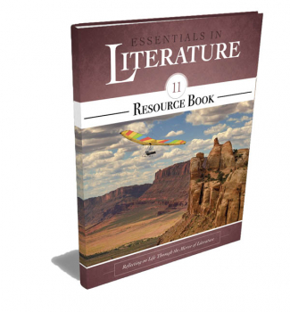 Essentials in Literature Level 11 Additional Resource Book