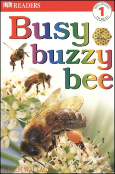 Busy Buzzy Bee (DK Reader Level 1)