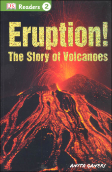 Eruption! (DK Reader Level 2)