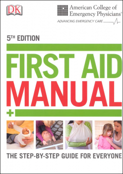 First Aid Manual 5ED