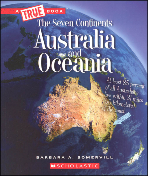 Australia and Oceania (A True Book: The Seven Continents)