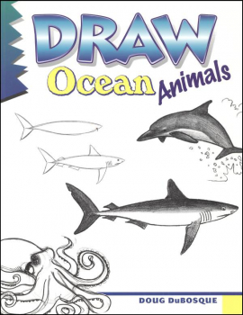 Draw Ocean Animals (Learn to Draw)