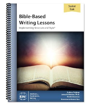 Bible-Based Writing Lessons Student Book