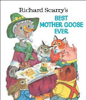 Best Mother Goose Ever!