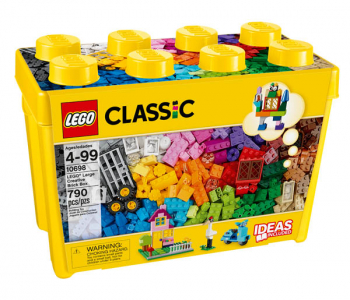 LEGO Classic Large Creative Brick Box(10698)