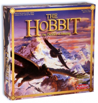 Hobbit: Defeat of Smaug Board Game