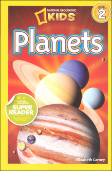 Planets (National Geographic Readers Level 2)