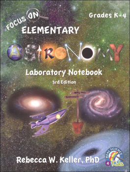 Focus On Elementary Astronomy Laboratory Notebook (3rd Edition)