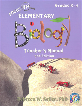 Focus On Elementary Biology Teacher's Manual (3rd Edition)