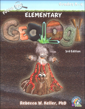 Focus On Elementary Geology Student Textbook (3rd Edition) softcover