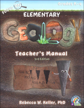 Focus On Elementary Geology Teacher's Manual (3rd Edition)
