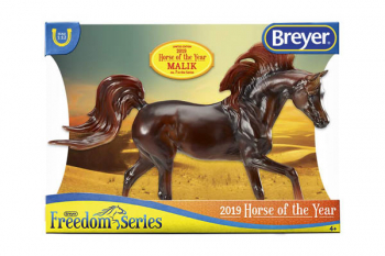 Breyer Classics 2019 Horse of the Year - Malik