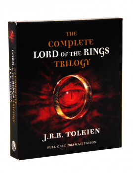 Lord of the Rings Complete Trilogy Audio CD
