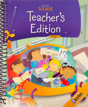 Write Source (2012 Edition) Grade 1 Teacher's Edition