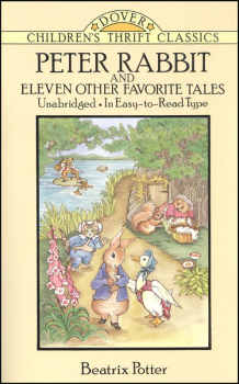 Peter Rabbit & 11 Other Tales (Children's Thrift)